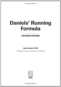 Daniels' Running Formula - 2nd Edition $12.16