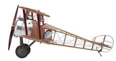 Hasegawa MU01 WW1 British Fighter Sopwith CAMEL F.1 Museum Model 1/16 Scale Kit #Hasegawa