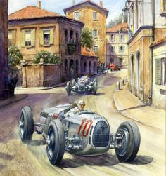 Mighael Wright  1937 Coppa Acerbo
