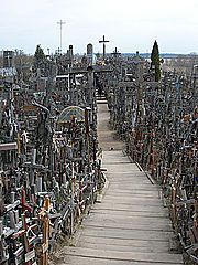 Panoramio - Photo of Hill of Crosses