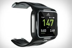 Calling all fitness enthusiasts! The new Adidas smartwatch will be able to monitor your heart rate, track your runs using GPS, play music, and more.