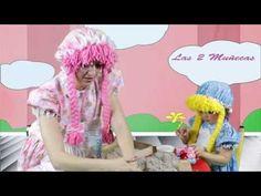 Las 2 Muñecas con Peppa Pig Jugando en La Arena y Formando Figuras (Parte 1) - YouTube #kids #fun #peppapig #parenting #niños