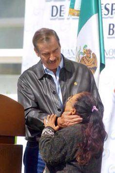 Vicente Fox inagura el Hospital de Alta Especialidad del Bajío. 2006 Lourdes Medina A01337201 Ivana Hernández A01337819 Alejandro Mendoza A01337267