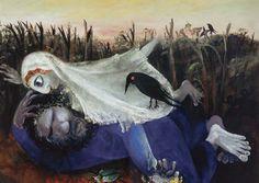 Arthur Boyd painting in National Art Gallery, Canberra Australian Painting, Australian Artists, Arthur Boyd, Avant Garde Artists, Artist Quotes, Art Friend, National Art, Aboriginal Art, Art Auction
