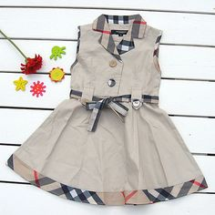 Burberry Kids Dresses
