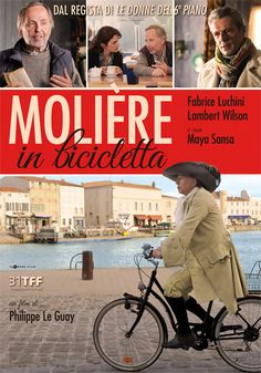 Moliere in bicicletta - Locandina