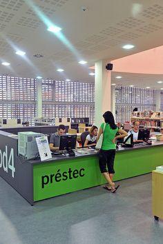 TERRASSA Biblioteca del Districte 4 | Flickr: Intercambio de fotos