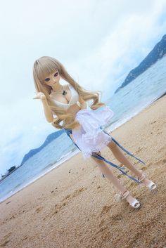 海辺の少女/Seaside girls