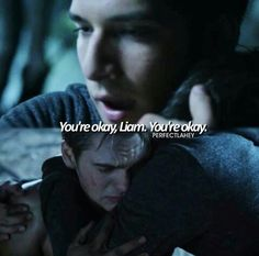 Teen Wolf - Scott and Liam