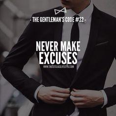The Gentleman's Code #32