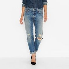 The new cult jeans: Levi's 501® CT Jeans for Women