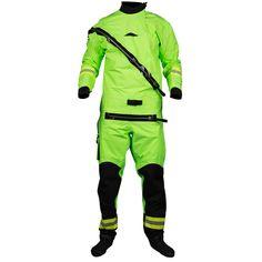 Swift Water NRS Reactor Rescue Gloves Kayak Watersports High Vis Green