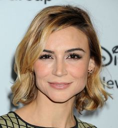 SAMAIRE ARMSTRONG at Disney ABC Television Group 2014 TCA Winter Press Tour