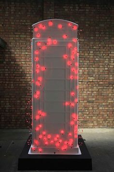 Jason Bruges Poppy Field an Interactive Installation