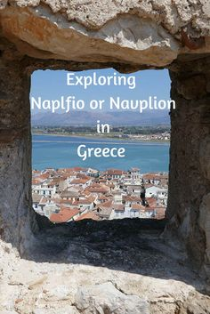 When people talk about the history of Greece and the beauty of the aquamarine waters that surround the Greek islands, you can find an excellent example by Exploring Naplfio or Navplion, one of the beautiful Greek isles. This quaint little town was named the first capital city of Modern Greece, something we didn't know until our visit to the island. Sometimes you just happen upon a gem of a place that really resonates with you. The photos probably speak for how very beautiful this friendly…