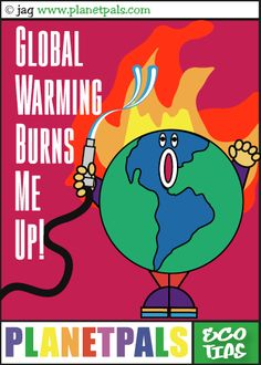 About Climate Change, Global Warming, Global Cooling, Pictrial description of global warming, Simple earth science facts Global Warming, Repurposed, Back To School, Homeschool, Recycling, Classroom, Make It Yourself, Class Room, Entering School