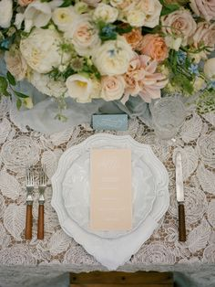 Vietri place setting | Davy Whitener