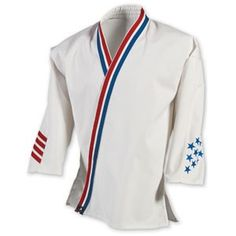 Century Stars and Stripes Jacket  http://www.karatejoes.com/Century-Stars-and-Stripes-Jacket_p_6836.html