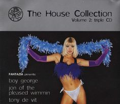 My first album appearance as the 99th Floor Elevators, mixed by Boy George and Tony De Vit. Thats ex-page 3 stunner Joanne Guest on the cover. Released on legendary UK rave label Fantazia.