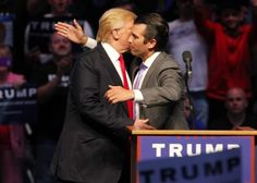 Trumps campaign team including Donald Jr. met with a...