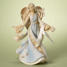 Foundations Angels by Karen Hahn 025634 $40.00