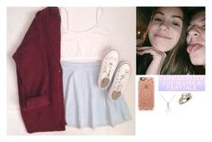 """*sitting backstage at digi tour* - erin"" by cecilia-bella ❤ liked on Polyvore featuring beauty, Casetify and Forzieri"