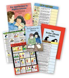 Parenting Essentials Package from Doorposts - How To Homeschool My Child - GOT THIS! Helpful discipline tools