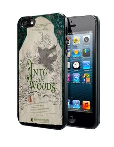 Into The Woods Musical Samsung Galaxy S3 S4 S5 Note 3 Case, Iphone 4 4S 5 5S 5C Case, Ipod Touch 4 5 Case