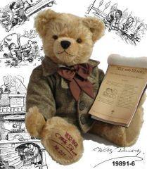 Hermann Teddybären berühmte Schriftsteller Serie Wilhelm Busch Teddy Bär 40cm…