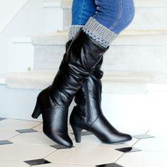 Basic Boot Cuffs