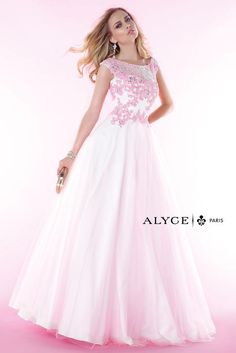 Alyce Prom 6431 Alyce Paris Prom Shop Z Couture for the latest Prom 2016 Dresses.