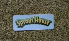 The Sprout House Dozen Organic Sprouting Seeds Sampler Small Quantities of Each Seed Alfalfa, French Lentil, Fennel, Mung, Dill, Daikon Radish, Fenugreek, Clover, Green Pea, Garbanzo, Adzuki, Broccoli by The Sprout House. $16.30. Makes a great gift!. Small quanitites (about 2 ounces) of each seed.. Alfalfa, French Lentil, Kamut, Mung, Barley, Daikon Radish, Fenugreek, Clover, Green Pea, Garbanzo, Adzuki,  Broccoli. Quality Organic Sprouting Seeds from The Sprout House. 1 Do...