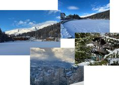 Montana, Skiing, Nature, Travel, Alps, Sunshine, Mont Blanc, Ski, Flathead Lake Montana