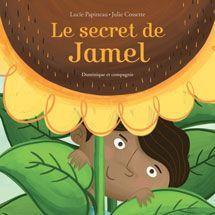 Dominique et Compagnie | Le secret de Jamel  Par Lucie Papineau Jamel, French Lessons, Lessons For Kids, The Secret, Poster, Dominique, Parents, Films, French Nails
