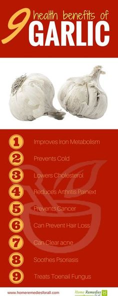 Garlic offers multiple health benefits specially heart benefits. Add garlic to your daily diet.