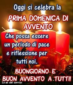 Risultati immagini per buona prima domenica dell avvento Source by margheritaselmin Good Morning Good Night, Christmas Traditions, Merry Christmas, Messages, Pace, Gif, Fairytale, Facebook, Blog