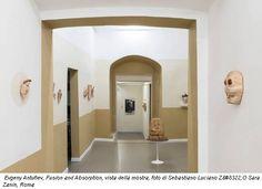 Evgeny Antufiev, Fusion and Absorption, vista della mostra, foto di Sebastiano Luciano Z₂O Sara Zanin, Roma