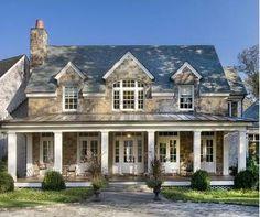 fachada de casas com pedras - Pesquisa Google
