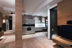 Minimalistic Apartment In Moscow // Arma Design Studio