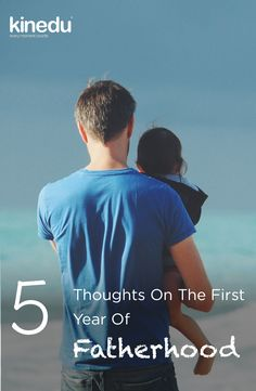 What thoughts did you have in your #firstyear as a #parent? 😍 👶  5 thoughts on the first year of #fatherhood