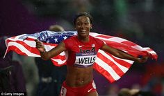 U.S. Olympic Medalist Kellie Wells Turns to Track to Overcome Past Sexual Abuse [VIDEOS] | AT2W