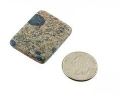 Azurite in Granite K2 Jasper Pakistan Lot 6 by MantisMineralsGems