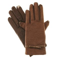 Isotoner wool tech gloves