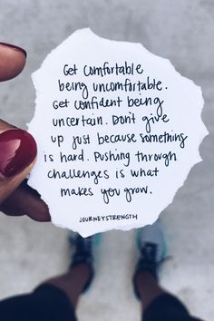 63 trendy quotes about strength change motivation thoughts The Words, Comfort Zone Quotes, Comfort Zone Challenge, Hand Quotes, Fitness Motivation Quotes, Quotes About Fitness, Student Motivation Quotes, Encouragement Quotes, Best Quotes