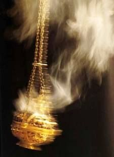 Almighty, everlasting God, let our prayer in your sight be as incense, the lifting up of our hands as the evening sacrifice. (The Book of Common Prayer/The Episcopal Church)