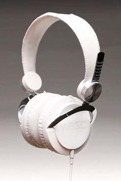 WESC BASSOON PRO DJ HEADPHONES