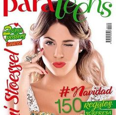 Tini Stoessel en la Revista ParaTenns ♡♡ Aqui esta!! @TiniStoesel♡