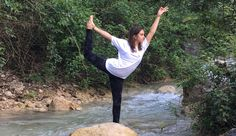 #Yoga teachers at Ekattva plan outdoor excursion for yoga students visiting our yoga academy for 200 hours teachers training certification. Have a look!