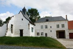 Intérieur du Mémorial Hougoumont.