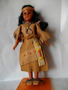 vintage indian doll souvenirs | Like this item?